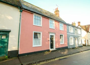 4 bed terraced house for sale in Crowe Street, Stowmarket IP14