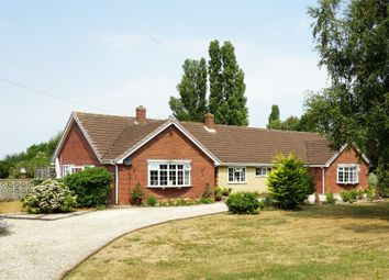 Thumbnail 5 bed detached bungalow for sale in Station Road, Moortown