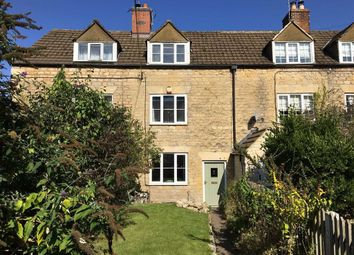 Thumbnail 2 bed terraced house for sale in Woodmancote, Dursley