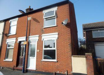 Thumbnail 3 bed end terrace house to rent in King Street, Walton, Felixstowe