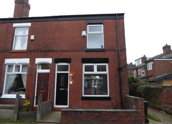 Thumbnail 2 bed end terrace house to rent in Dona Street, Offerton, Stockport