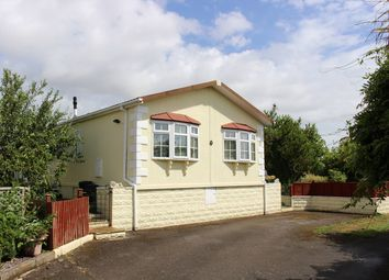 Thumbnail 2 bed mobile/park home for sale in Millands Caravan Park, Llanmaes, Llantwit Major