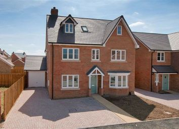 Thumbnail 5 bed link-detached house for sale in Plot 19, The Lambert, Faversham, Kent