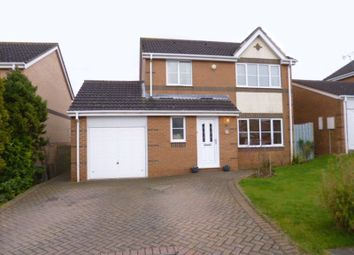 Thumbnail 3 bed detached house for sale in Rookhope Grove, Bishop Auckland