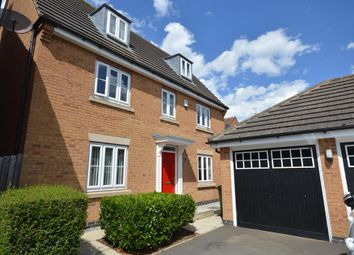Thumbnail 5 bed detached house for sale in Cormorant Close, Filey