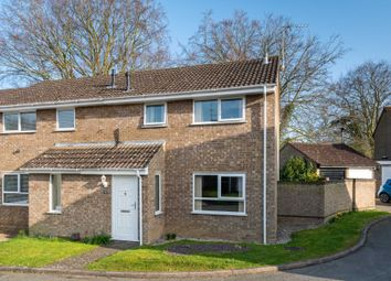 Thumbnail 3 bed semi-detached house for sale in Grovebury Close, Brundall