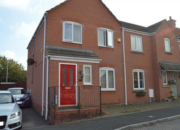 Thumbnail 3 bed semi-detached house for sale in Brutton Way, Chard