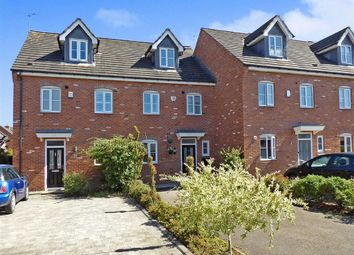 Thumbnail 4 bedroom town house for sale in Talbot Way, Stapeley, Nantwich