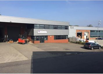 Thumbnail Light industrial to let in 732 & 733 Tudor Estate, Abbey Road, Park Royal, London
