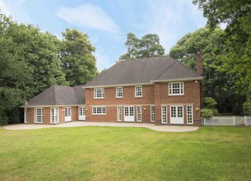 Thumbnail 5 bed detached house to rent in Bowater Ridge, St Georges Hill
