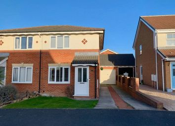 2 bed semi-detached house for sale in Thirlwall Drive, Ingleby Barwick, Stockton-On-Tees TS17