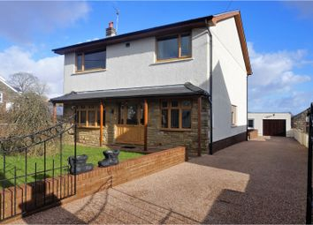 Thumbnail 4 bed detached house for sale in Mountain Road, Ammanford