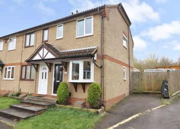 Thumbnail 2 bed end terrace house for sale in Woodstock Close, Hedge End, Southampton