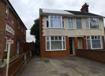 Thumbnail 3 bed semi-detached house for sale in Rushmere Road, Ipswich, Suffolk