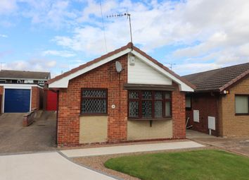 Thumbnail 2 bed bungalow for sale in Kirkhill Close, Armthorpe, Doncaster
