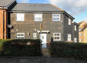 Thumbnail 3 bed terraced house to rent in Jennetts Park, Bracknell