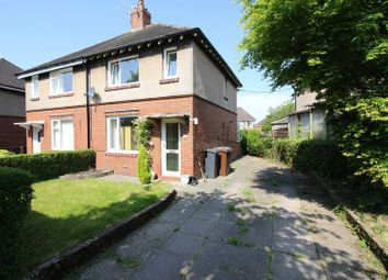 Thumbnail 2 bed semi-detached house for sale in Argles Road, Leek, Staffordshire