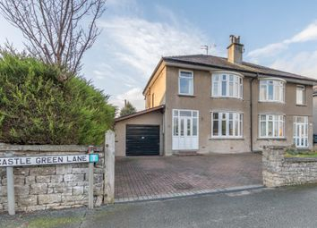 Thumbnail 3 bed semi-detached house for sale in Castle Green Lane, Kendal