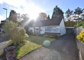 Thumbnail 3 bed semi-detached bungalow for sale in Pondtail Gardens, Fleet