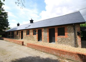 Thumbnail 3 bed detached house to rent in Down Farm Lane, Headbourne Worthy, Winchester