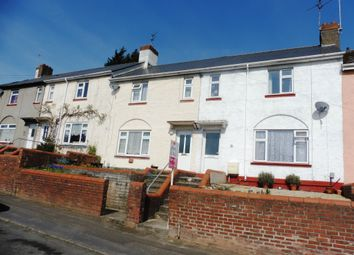 Thumbnail 3 bed terraced house for sale in Andrew Road, Penarth