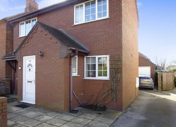 Thumbnail 3 bed detached house for sale in Station Road, Alsager, Stoke-On-Trent