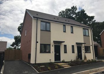 Thumbnail 3 bed semi-detached house for sale in Plot 219 The Mirin Bramshall Meadows, Bramshall, Uttoxeter