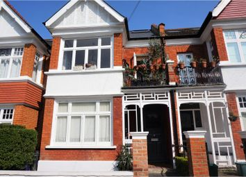 Thumbnail 3 bed flat for sale in Farquhar Road, London