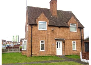 Thumbnail 3 bed end terrace house to rent in New Hey Road, Wirral