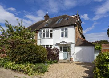 Thumbnail 5 bedroom semi-detached house for sale in Fordington Road, Highgate