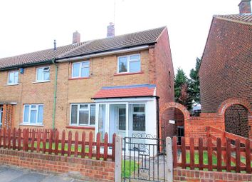 Thumbnail 2 bedroom end terrace house for sale in Cavell Crescent, Dartford