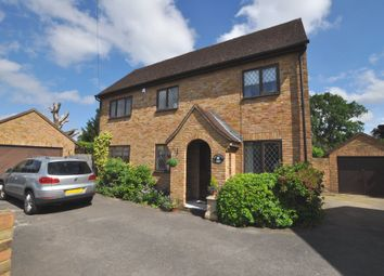 Thumbnail 4 bed detached house for sale in London Road, Guildford