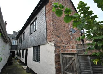 Thumbnail 3 bed end terrace house for sale in High Street, Dunster, Minehead