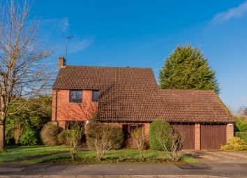 Thumbnail 3 bed detached house for sale in Meadow Way, Rowledge, Farnham