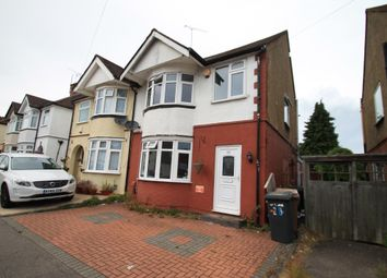 Thumbnail 3 bed property to rent in Weatherby Road, Luton