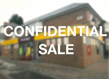 Thumbnail Retail premises for sale in Fairholm Road, Newcastle Upon Tyne