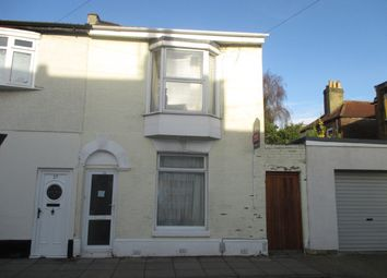 Thumbnail 4 bed end terrace house to rent in Baileys Road, Southsea