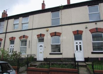 Thumbnail 2 bedroom terraced house for sale in Benson Street, Bury, Greater Manchester.