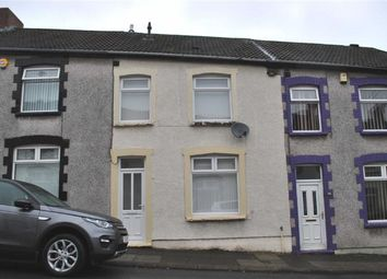 Thumbnail 3 bed terraced house to rent in West Street, Bargoed