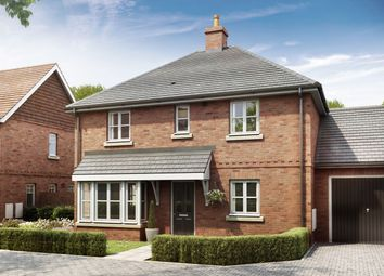 "Thumbnail 4 bed detached house for sale in ""The Pembroke"" at Crow Lane, Crow, Ringwood"