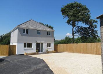 Thumbnail 4 bed detached house to rent in Creakavose, Creakavose, St Stephen