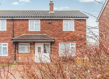 Thumbnail 3 bed terraced house to rent in Hengrove Crescent, Ashford