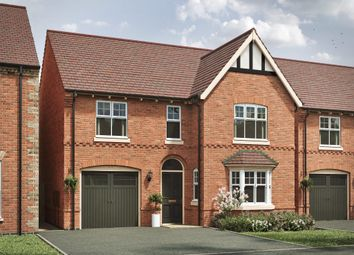 "Thumbnail 4 bed detached house for sale in ""The Featherstone Victorian 4th Edition"" at Burton Road, Ashby-De-La-Zouch"