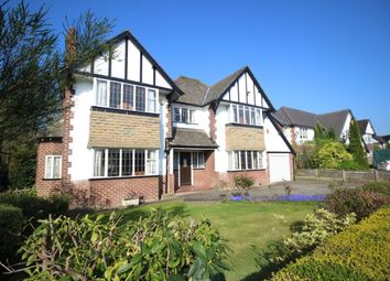 Thumbnail 3 bed detached house for sale in St. Michaels Avenue, Bramhall, Stockport