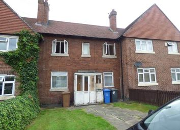 Thumbnail 2 bedroom terraced house for sale in Browning Street, Derby, Derbyshire