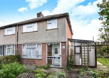 Thumbnail 2 bedroom semi-detached house for sale in Botley, West Oxford