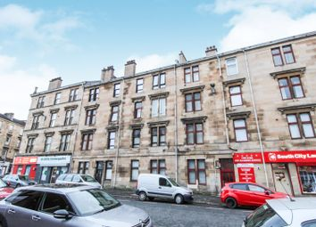 Thumbnail 1 bed flat for sale in 256 Calder Street, Glasgow