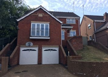 Thumbnail 4 bed detached house to rent in Greenvale Close, Brizlincote Valley, Burton Upon Trent, Staffordsire