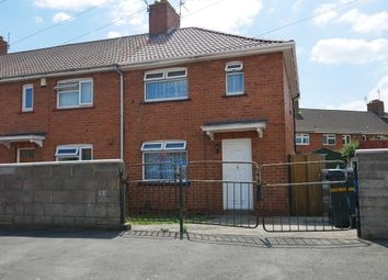 Thumbnail 3 bed semi-detached house for sale in Bideford Crescent, Knowle, Bristol