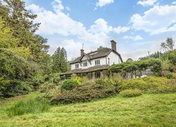 Thumbnail 5 bed detached house for sale in Llanelwedd, Builth Wells